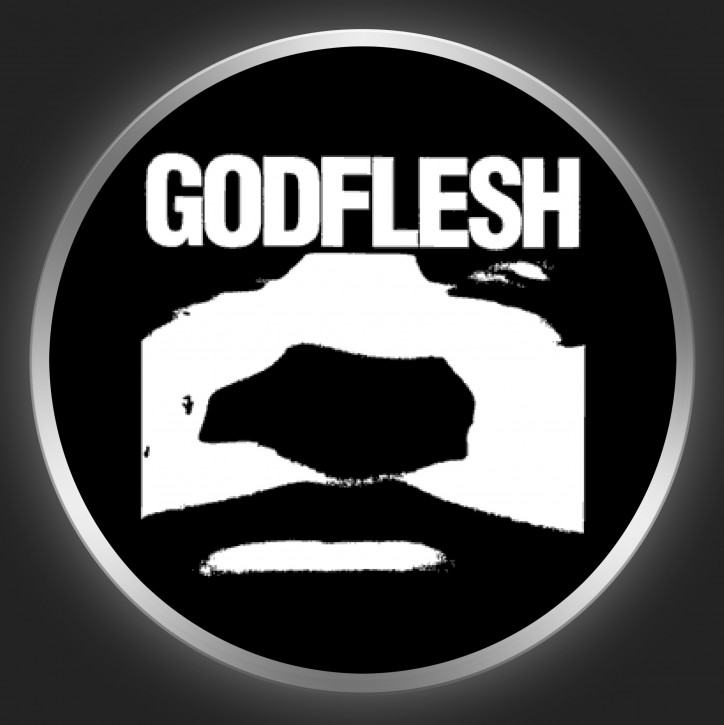 GODFLESH - Face Button