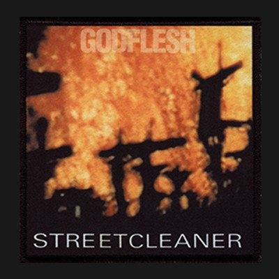 GODFLESH - Streetcleaner Patch