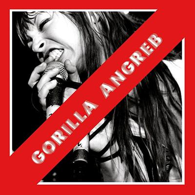 GORILLA ANGREB - Same LP