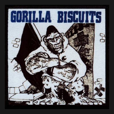 GORILLA BISCUITS - Same Patch