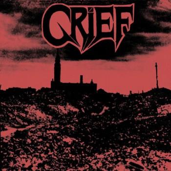 "GRIEF - Depression 12"" LP"