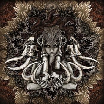 GRIM VAN DOOM - Grim Love LP (Doom Black)