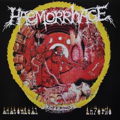 HAEMORRHAGE - Anatomical Inferno 2 x LP