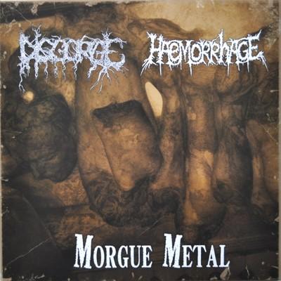 "HAEMORRHAGE / DISGORGE - Split 10"""