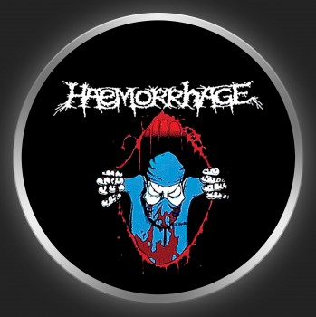 HAEMORRHAGE - Loathesongs Button