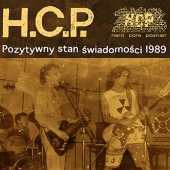 H.C.P. - Pozytywny Stan Swiadomosci 1989 LP (Blue)
