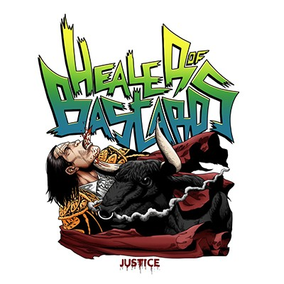 HEALER OF BASTARDS - Justice LP + CD