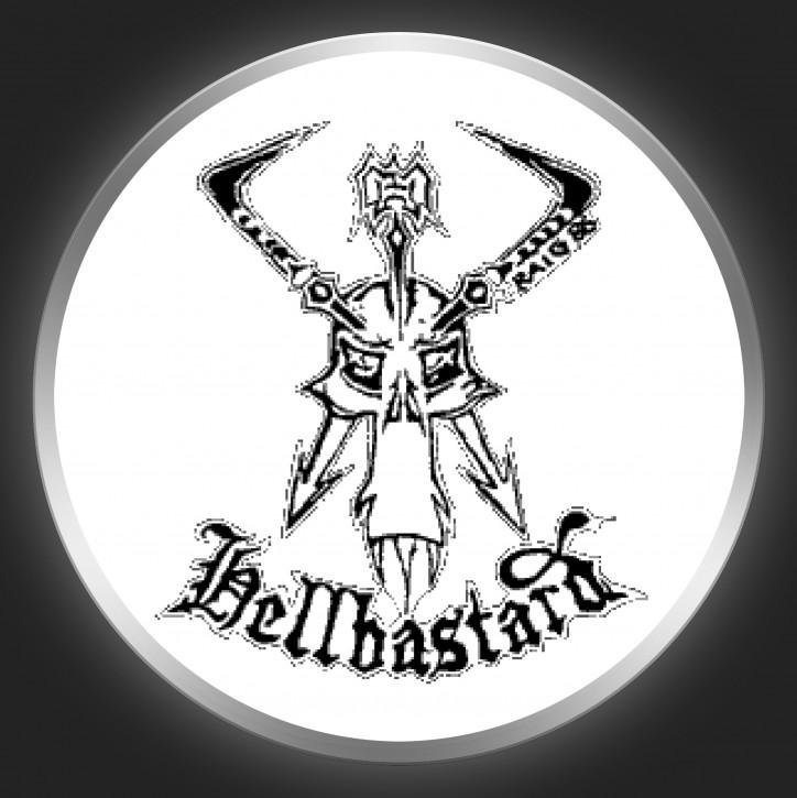 HELLBASTARD - Ripper Crust 2 Button