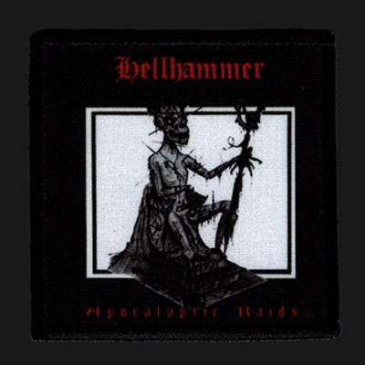 HELLHAMMER - Apocalyptic Raids Patch