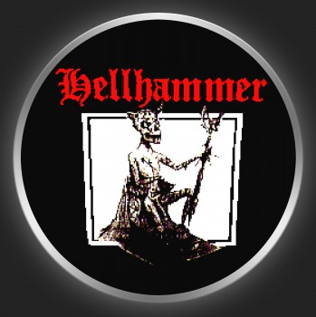 HELLHAMMER - Apocalyptic Raids Button