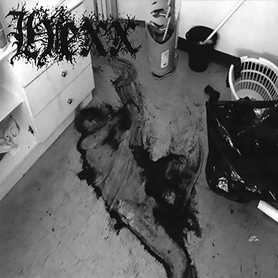 HEXX / SHITGRINDER - Split EP
