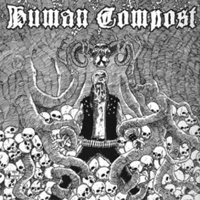 HUMAN COMPOST / GERANIÜM - Split EP