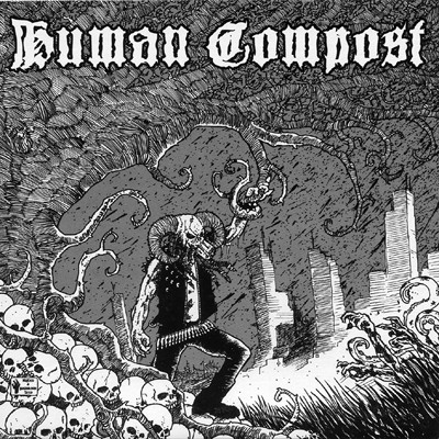 HUMAN COMPOST / MONSANTO KILLERS - Split EP