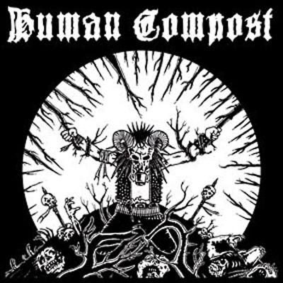 HUMAN COMPOST / NONDESKRIPT - Split EP