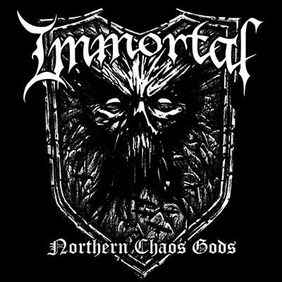 IMMORTAL - Northern Chaos Gods LP (Neon Orange)