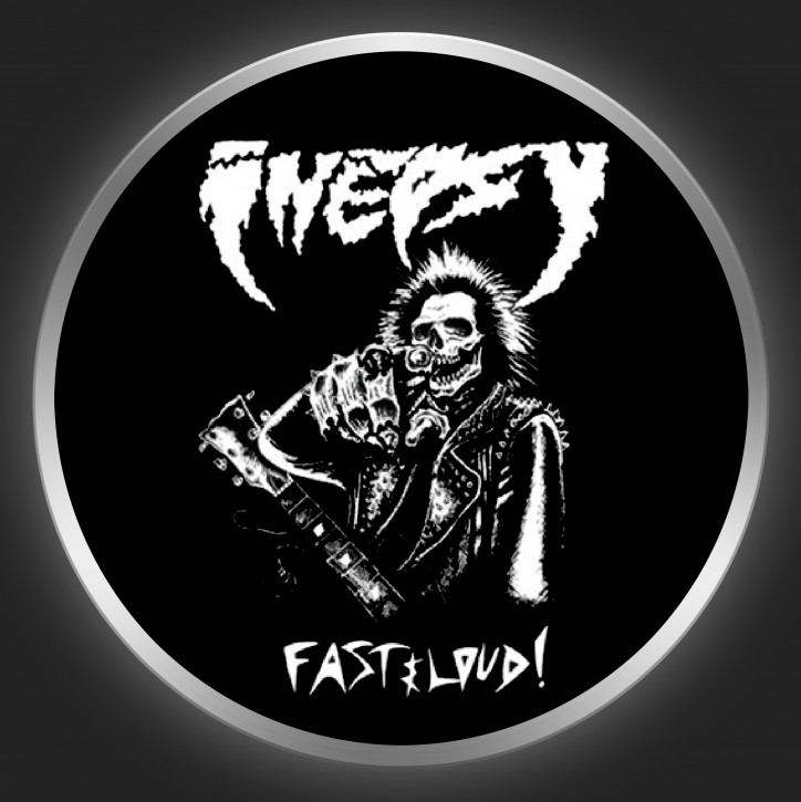 INEPSY - Fast & Loud Button