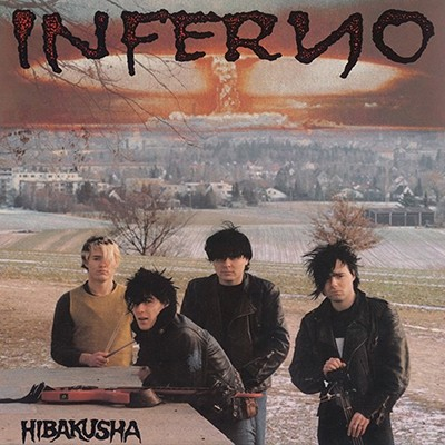 INFERNO - Hibakusha LP (Die Hard, Red)