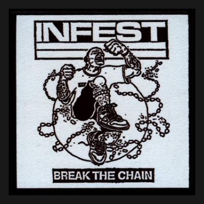 INFEST - Break The Chain Patch