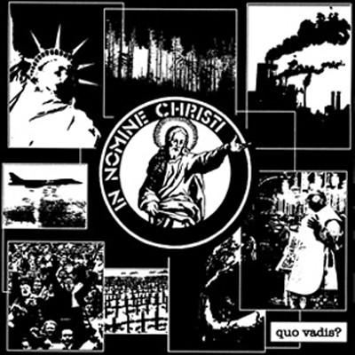 IN NOMINE CHRISTI - Quo Vadis ? LP