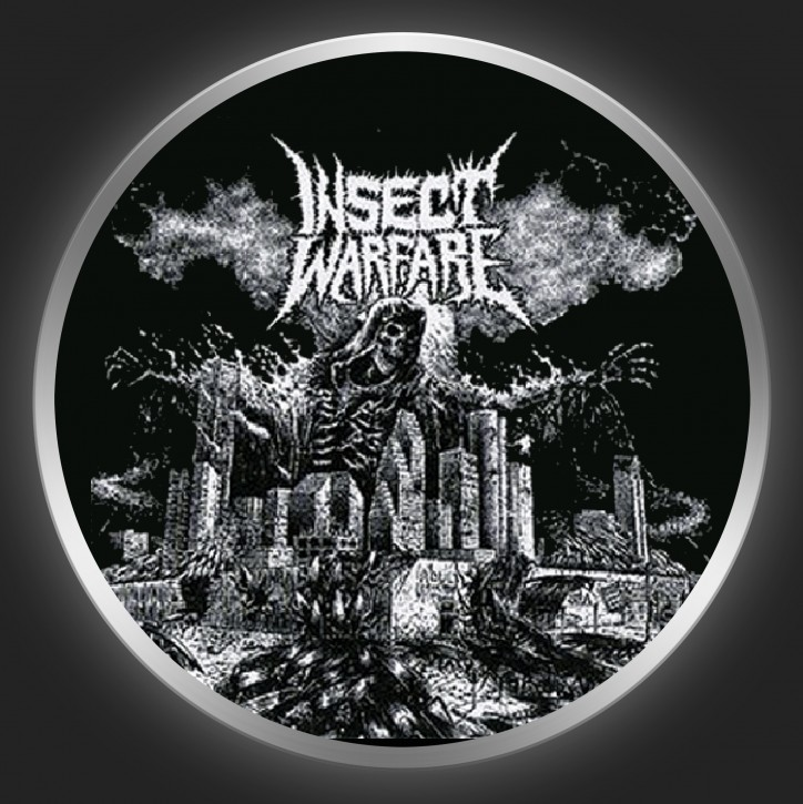 INSECT WARFARE - World Extermination Button