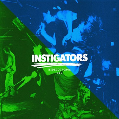 INSTIGATORS - Hypegopromos 1 & 2 Double CD