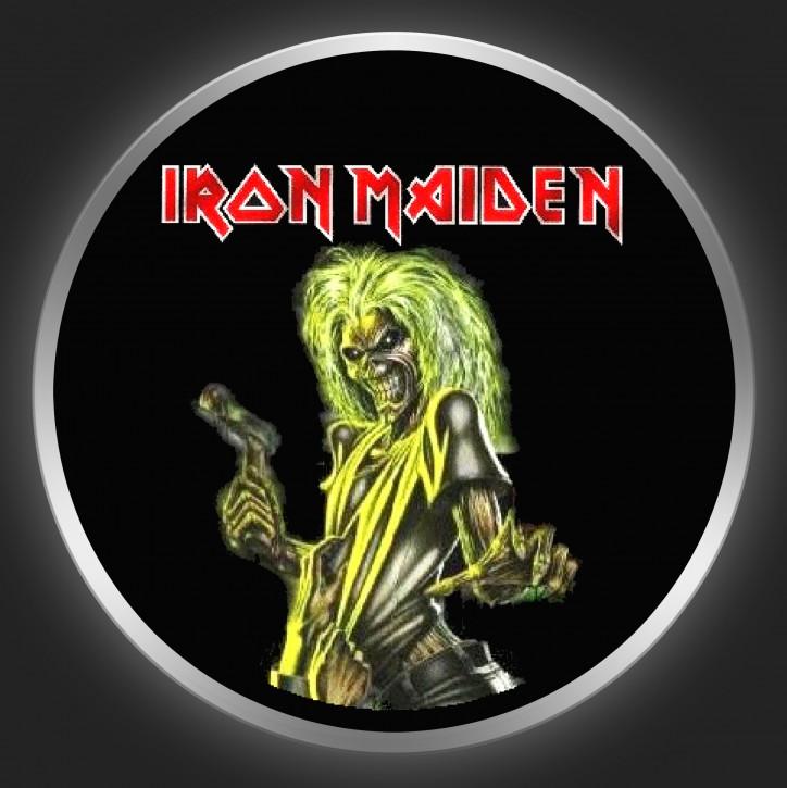 IRON MAIDEN - Eddie Button
