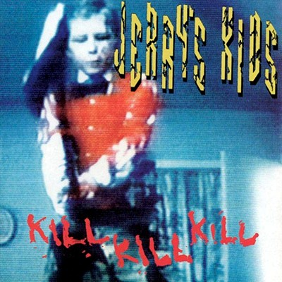 JERRY´S KIDS - Kill Kill Kill LP (Red)