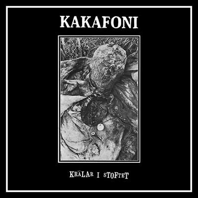 KAKAFONI - Krälar I Stoftet LP