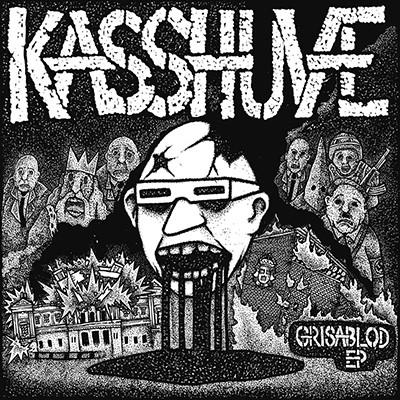 KASSHUVE - Grisablod EP