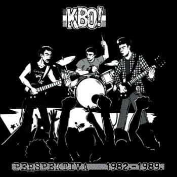 KBO! - Perspektiva 1982. - 1989. LP