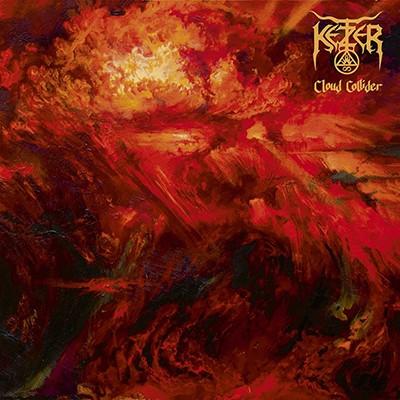 KETZER - Cloud Collider LP (Black / White Split-Colour)