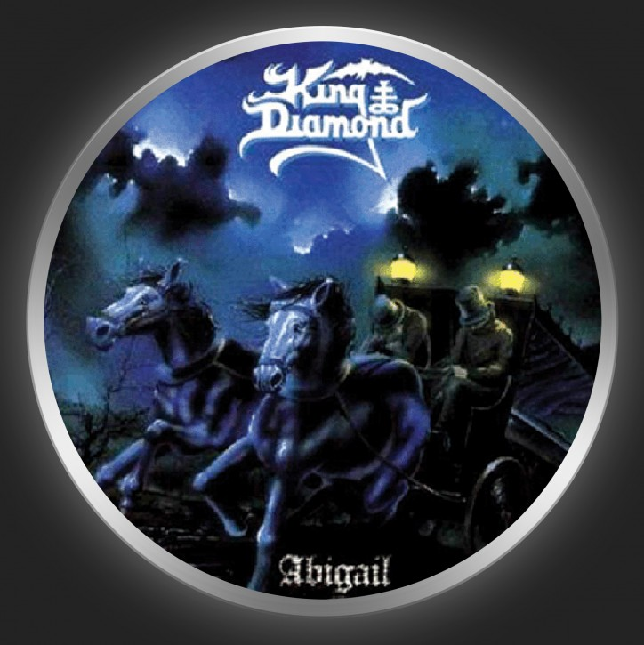 KING DIAMOND - Abigail Button