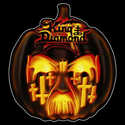 "KING DIAMOND - Halloween 10"" PICTURE Shape"