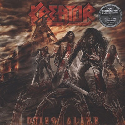 KREATOR - Dying Alive 2 x LP