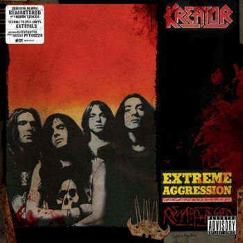 KREATOR - Extreme Aggression (Remastered) 3 x LP