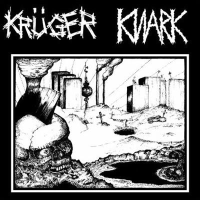 KRÜGER / KNARK - Split EP
