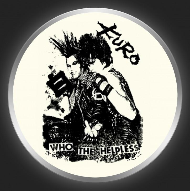 KURO - Who The Helpless Button