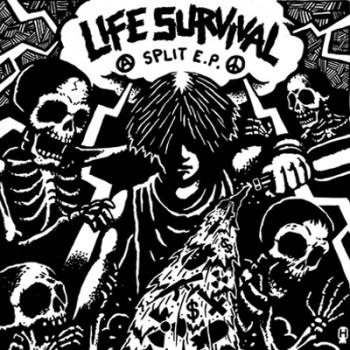 LIFE / INSTINCT OF SURVIVAL - Japan Tour EP
