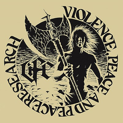 LIFE - Violence, Peace And Peace Research LP