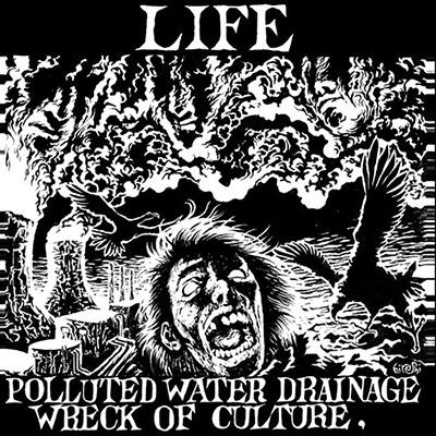 LIFE / ZUDAS KRUST - Split EP