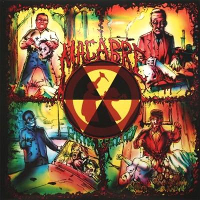 """MACABRE - Grim Reality 10"""""""