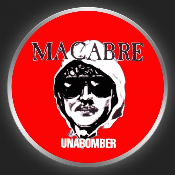 MACABRE - Unabomber Button
