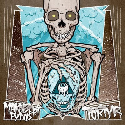 MAKABERT FYND / TORTYR - Split EP