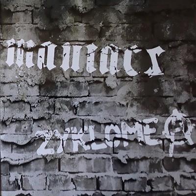 MANIACS / ZYKLOME A - Split EP
