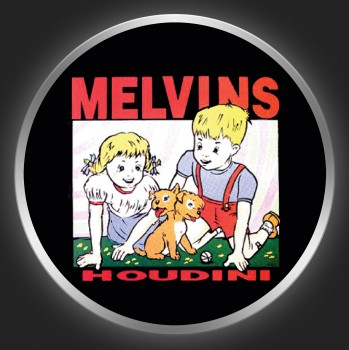 MELVINS - Houdini Button