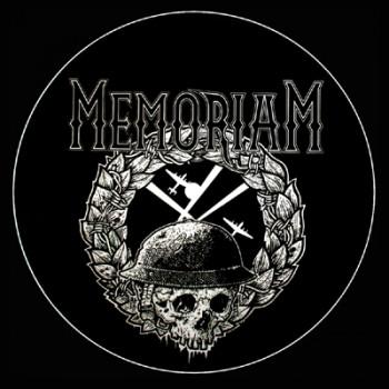 MEMORIAM - The Hellfire Demos PICTURE EP
