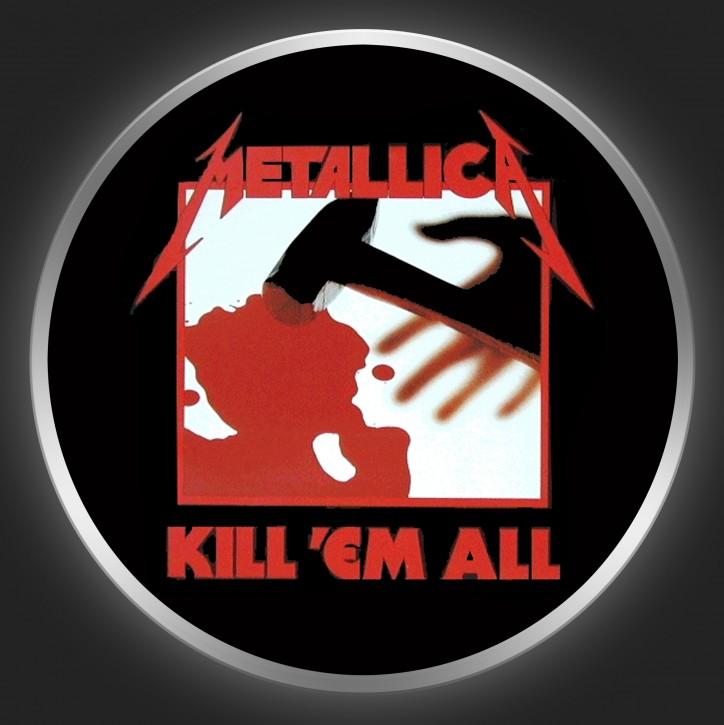 METALLICA - Kill ´Em All Button