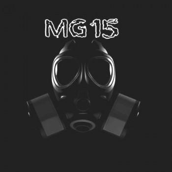 MG 15 - El Album Negro LP