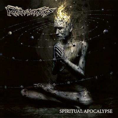 MONSTROSITY - Spirtual Apocalypse LP (Pale Yellow)