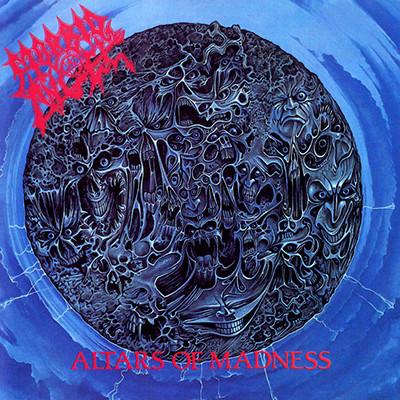 MORBID ANGEL - Altars Of Madness LP (Blue)